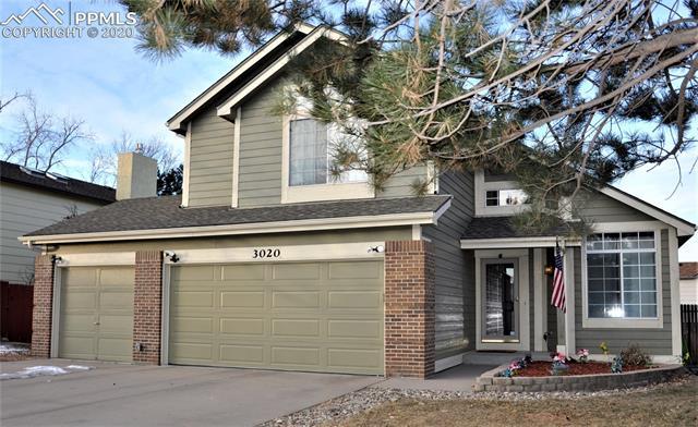 MLS# 4683526 - 1 - 3020  Haystack Drive, Colorado Springs, CO 80922