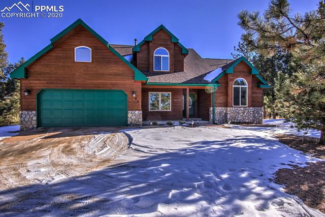 MLS# 2764066 - 1 - 52 Utah Way, Florissant, CO 80816