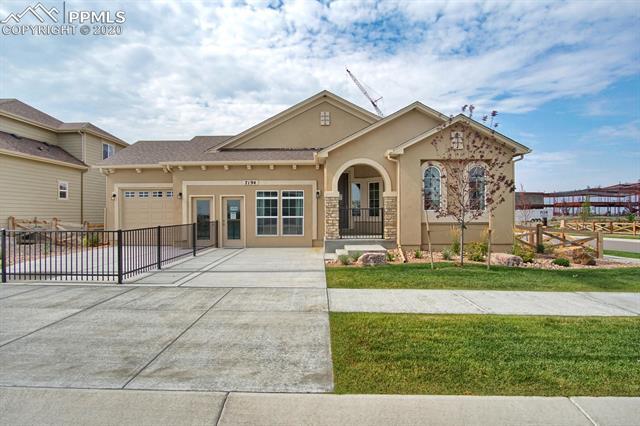 MLS# 2121040 - 1 - 7194 Rim Bluff Drive, Colorado Springs, CO 80927
