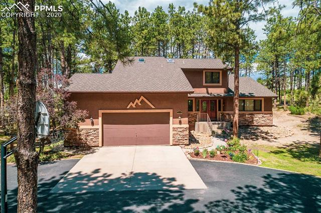 MLS# 8693258 - 1 - 18740 St Andrews Drive, Monument, CO 80132