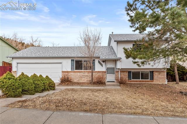MLS# 2289262 - 1 - 1844 Palm Drive, Colorado Springs, CO 80918