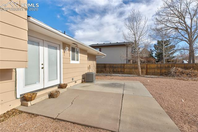 MLS# 7399052 - 1 - 6550  Brook Forest Drive, Colorado Springs, CO 80911