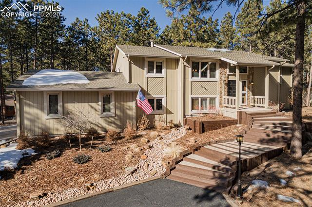 MLS# 2212186 - 2 - 18750 Augusta Drive, Monument, CO 80132