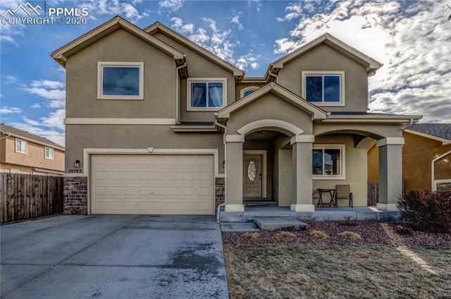 MLS# 9128389 - 1 - 10383 Declaration Drive, Colorado Springs, CO 80925