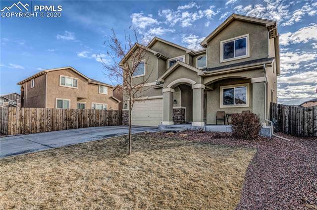MLS# 9128389 - 3 - 10383 Declaration Drive, Colorado Springs, CO 80925