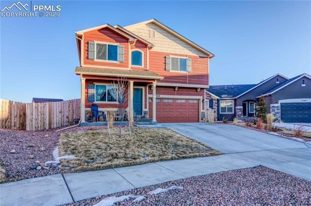 MLS# 8893009 - 1 - 7488 Cat Tail Creek Drive, Colorado Springs, CO 80923
