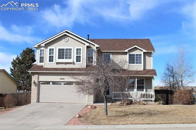 MLS# 1900769 - 2 - 4820 Purcell Drive, Colorado Springs, CO 80922