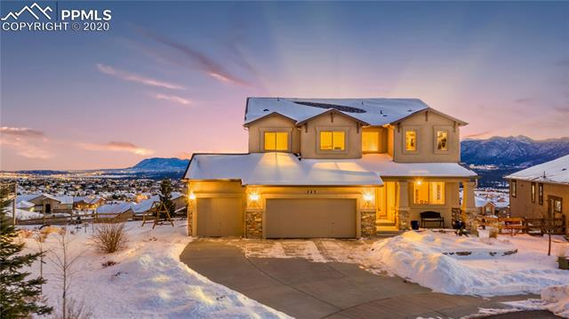 MLS# 5526805 - 243 Kettle Valley Way, Monument, CO 80132