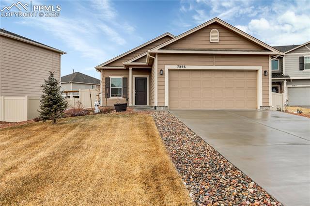 MLS# 2336730 - 2 - 7256 Cedar Brush Court, Colorado Springs, CO 80908