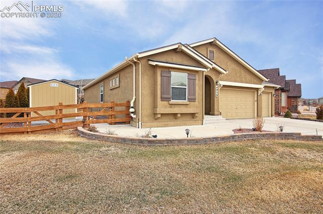 MLS# 5683521 - 3 - 4956 Daredevil Drive, Colorado Springs, CO 80911
