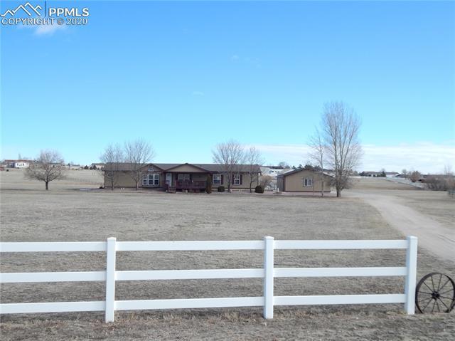 MLS# 3159119 - 31 - 13560 Cottontail Drive, Peyton, CO 80831