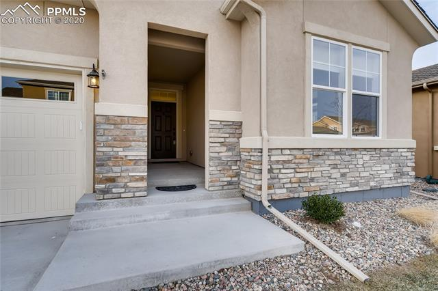 MLS# 8290293 - 3 - 1514 Promontory Bluff View, Colorado Springs, CO 80921