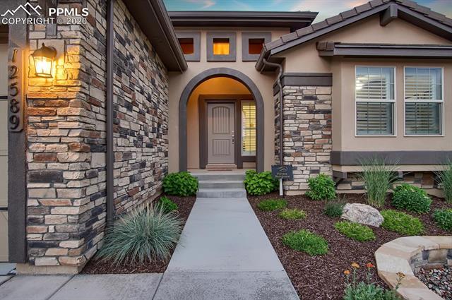 MLS# 3558765 - 4 - 12589 Chianti Court, Colorado Springs, CO 80921