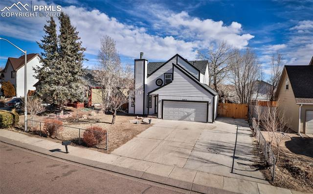MLS# 1625253 - 2 - 3463 Monica Drive, Colorado Springs, CO 80916