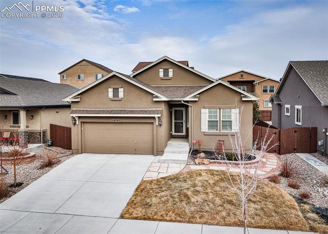 MLS# 8876849 - 2 - 10745 Echo Canyon Drive, Colorado Springs, CO 80908
