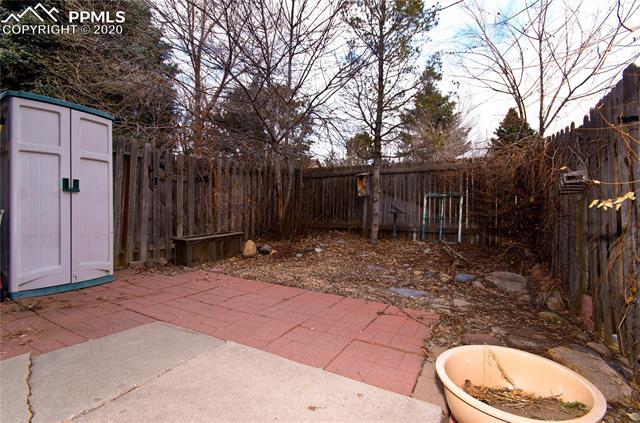 MLS# 7082022 - 27 - 5544 Darcy Lane, Colorado Springs, CO 80915