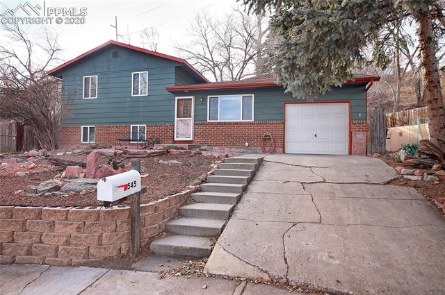 MLS# 9338597 - 1 - 2545 Royalty Court, Colorado Springs, CO 80904