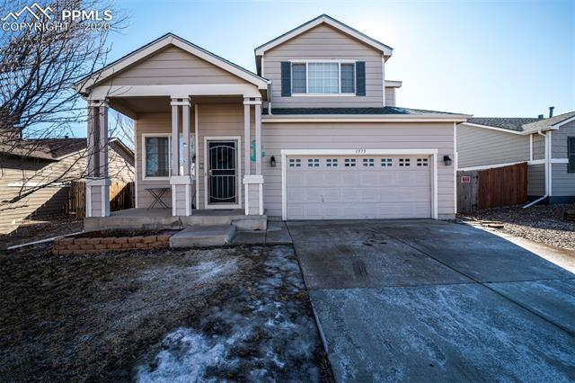 MLS# 8818996 - 1 - 1575 Ancestra Drive, Fountain, CO 80817