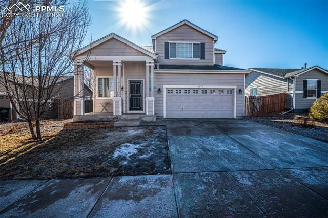 MLS# 8818996 - 3 - 1575 Ancestra Drive, Fountain, CO 80817