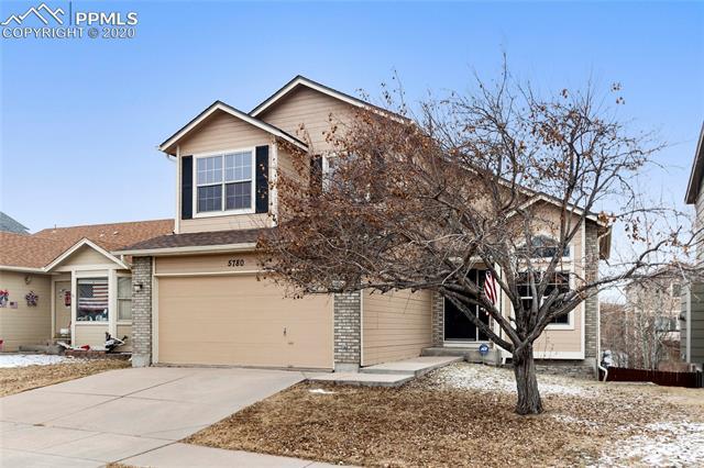 MLS# 2023909 - 3 - 5780 Corinth Drive, Colorado Springs, CO 80923