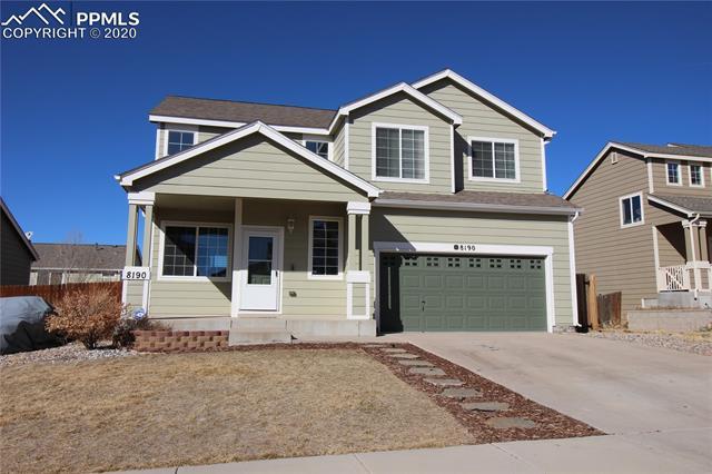 MLS# 7117725 - 1 - 8190 Postrock Drive, Colorado Springs, CO 80951