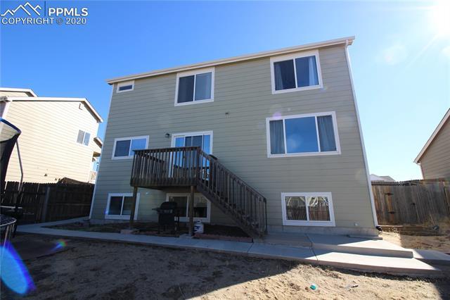 MLS# 7117725 - 29 - 8190 Postrock Drive, Colorado Springs, CO 80951