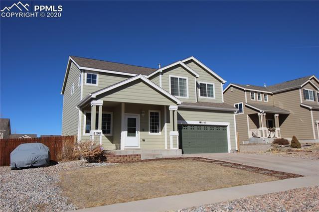 MLS# 7117725 - 30 - 8190 Postrock Drive, Colorado Springs, CO 80951