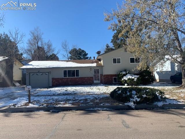 MLS# 9486962 - 1 - 4105 Hollow Road, Colorado Springs, CO 80917