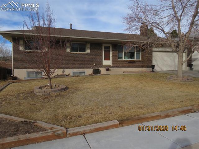 MLS# 8578349 - 1 - 3020 Fireweed Drive, Colorado Springs, CO 80918