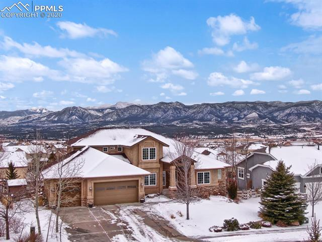MLS# 8212071 - 1 - 207 Green Rock Place, Monument, CO 80132