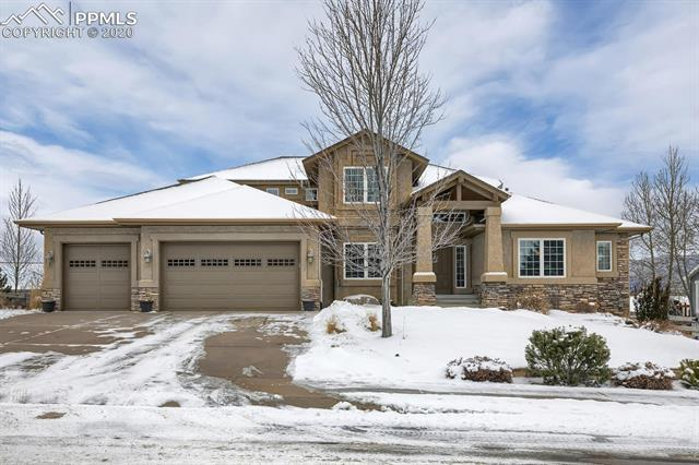 MLS# 8212071 - 3 - 207 Green Rock Place, Monument, CO 80132