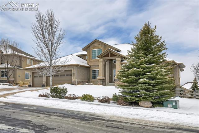 MLS# 8212071 - 38 - 207 Green Rock Place, Monument, CO 80132