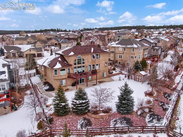 MLS# 8212071 - 39 - 207 Green Rock Place, Monument, CO 80132