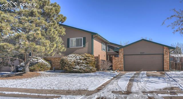 MLS# 6876092 - 1 - 8415 Rain Dance Court, Colorado Springs, CO 80920