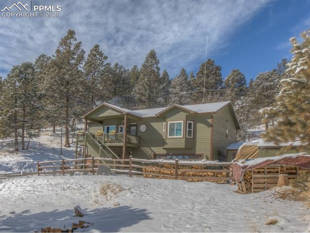 MLS# 8683134 - 2 - 449 Twin Lakes Drive, Divide, CO 80814