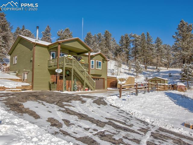 MLS# 8683134 - 3 - 449 Twin Lakes Drive, Divide, CO 80814
