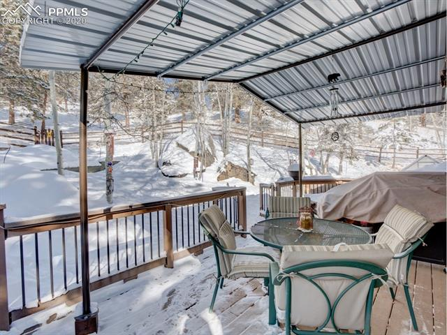 MLS# 8683134 - 35 - 449 Twin Lakes Drive, Divide, CO 80814