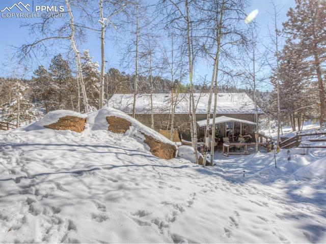 MLS# 8683134 - 36 - 449 Twin Lakes Drive, Divide, CO 80814
