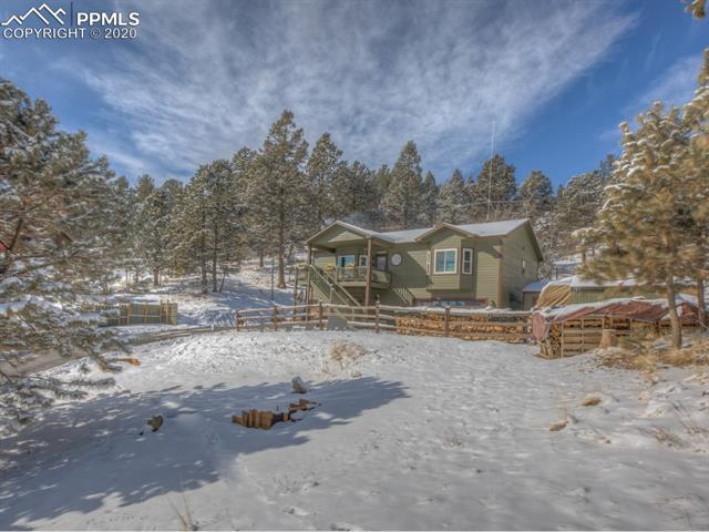 MLS# 8683134 - 38 - 449 Twin Lakes Drive, Divide, CO 80814