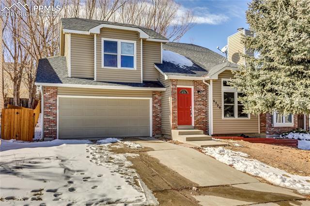 MLS# 4418016 - 1 - 6720 Northwind Drive, Colorado Springs, CO 80918