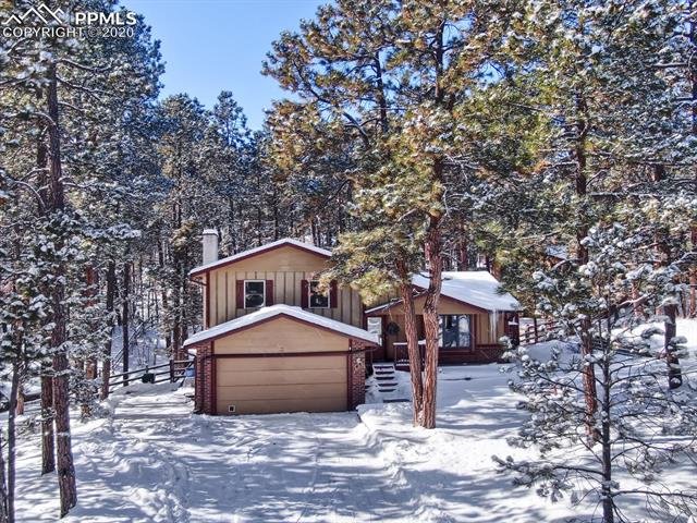 MLS# 4434670 - 2 - 1455 Becky Drive, Colorado Springs, CO 80921