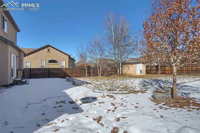 MLS# 4019499 - 37 - 5557 Wyatt Earp Way, Colorado Springs, CO 80923