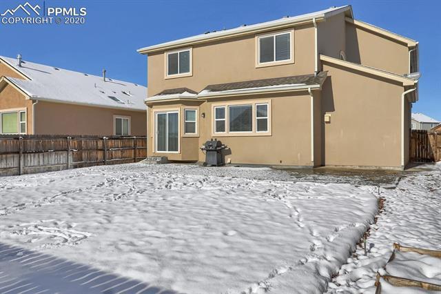 MLS# 9833193 - 40 - 6555 Stingray Lane, Colorado Springs, CO 80925