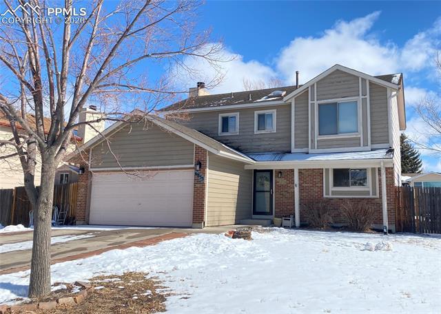 MLS# 9095357 - 1 - 6855 Sagewood Court, Colorado Springs, CO 80918