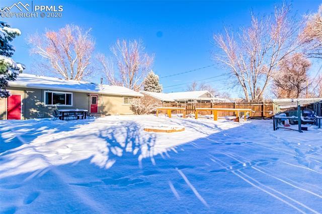 MLS# 2635718 - 20 - 1707 Tesla Drive, Colorado Springs, CO 80909