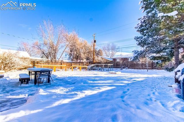 MLS# 2635718 - 22 - 1707 Tesla Drive, Colorado Springs, CO 80909