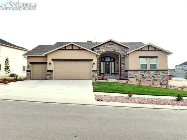 MLS# 5069899 - 1 - 12584 Pensador Drive, Colorado Springs, CO 80921