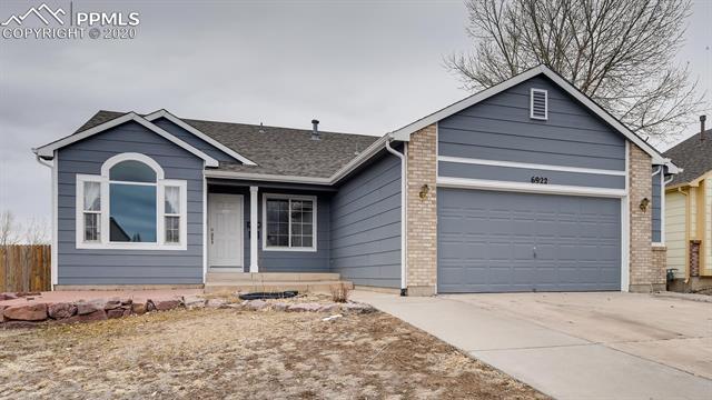 MLS# 1271289 - 2 - 6922 Ketchum Drive, Colorado Springs, CO 80911
