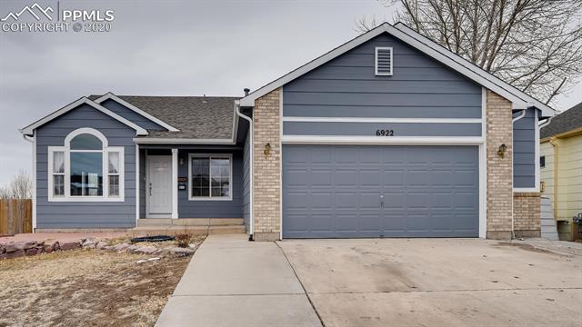 MLS# 1271289 - 3 - 6922 Ketchum Drive, Colorado Springs, CO 80911