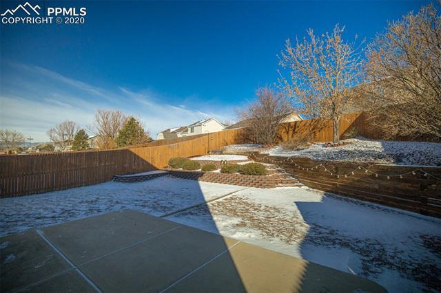 MLS# 9259661 - 32 - 2511 Pony Tracks Drive, Colorado Springs, CO 80922